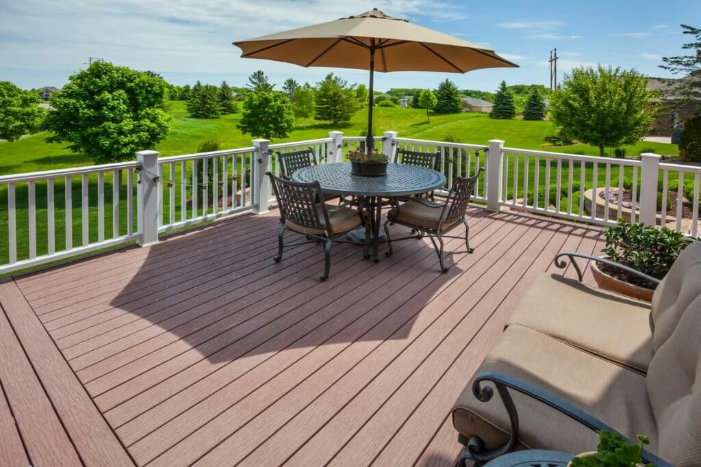 Decks & Exterior Railings